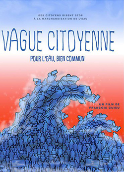 Vague citoyenne affiche